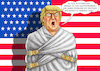 Cartoon: REAL TRUMP (small) by marian kamensky tagged sutherland,springs