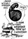 Cartoon: Stato (small) by Andrea Bersani tagged stato