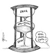 Cartoon: The War Timer (small) by Thommy tagged iraq,afghanstan,and,iran