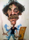Cartoon: Ramon Valdez (small) by RoyCaricaturas tagged don,ramon,chavo,famous,actors