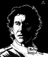 Cartoon: Ayrton Senna 1994-2014 (small) by paolo lombardi tagged f1