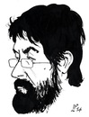 Cartoon: Emilio Agra 1952 2014 (small) by paolo lombardi tagged agra,cartoonist