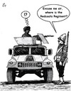 Cartoon: Endless War (small) by paolo lombardi tagged afghanistan,war,peace