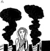 Cartoon: GAZA (small) by paolo lombardi tagged gaza,palestine,israel,war,peace
