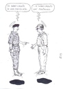 Cartoon: i caduti (small) by paolo lombardi tagged italy,afghanistan,arbeit