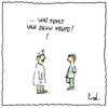 Cartoon: Piratenprobleme (small) by fussel tagged fehlen,arm,bein,auge,ab,amputation,arzt,fragen,diagnose,fussel,cartoon