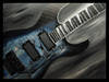 Cartoon: Guitars! (small) by Krinisty tagged guitar,music,jackson,dinky,metal,fun,painting,acrylic,krinisty,art,photography