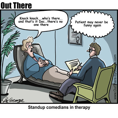 Cartoon: therapist (medium) by George tagged therapist