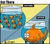 Cartoon: after (small) by George tagged after