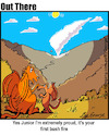 Cartoon: bush fire (small) by George tagged bush,fire