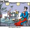 Cartoon: diningMan (small) by George tagged diningman