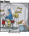 Cartoon: drums (small) by George tagged drums