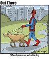 Cartoon: leash (small) by George tagged leash