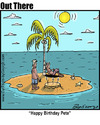 Cartoon: sand cake (small) by George tagged sand,cake