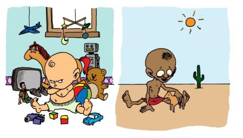 Cartoon: Toys (medium) by toonman tagged toys,kids