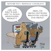 Cartoon: Russische Hacker im Bundestag (small) by Timo Essner tagged russland bundestag hacker snake apt28 datensicherheit spionage informationskrieg untersuchungsausschuss kalter krieg cartoons timo essner