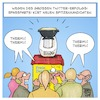 Cartoon: ThermiLindner (small) by Timo Essner tagged christian,lindner,fdp,social,media,twitter,meme,thermomix,thermilindner,cartoon,timo,essner