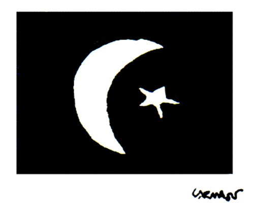Cartoon: Eclipse (medium) by Carma tagged terrorism,tunisia,eclipse,international