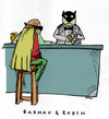 Cartoon: Barman (small) by Carma tagged batman,robin,barman
