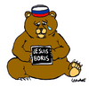 Cartoon: Boris Nemtsov (small) by Carma tagged boris,nemtsov,russia,opposition,politics