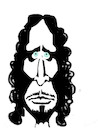 Cartoon: Chris Cornell (small) by Carma tagged chris,cornell,music,rock,grunge