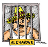 Cartoon: El Chapo (small) by Carma tagged el,ghapo,guzman,mexico,drogas