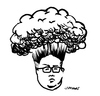 Cartoon: Kim Jong Bomb (small) by Carma tagged north,korea,kim,jong,ii,war,atomic