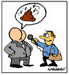 Cartoon: Interview (small) by Carma tagged carnival,masked,ball,masks,terrorism,burqa,party