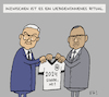 Cartoon: Gastgeschenk (small) by Uliwood tagged staatsbesuch,erdogan,steinmeier,deutschland,türkei,özil,euro2024,europameisterschaft,fußball,em2024,besuch,gastgeschenk