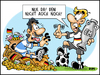 Cartoon: Germany vs. Greece (small) by DIPI tagged soccer,greece,germany,victory