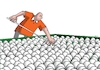 Cartoon: bilgulgul (small) by Lubomir Kotrha tagged sport,billiards
