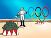 Cartoon: olympcirc (small) by kotrha tagged rio,2016,olympic,games,sport,brasil