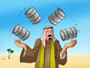 Cartoon: ropno (small) by kotrha tagged oil,opec,price,freeze,world
