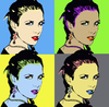 Cartoon: Pop Art Tamo Qsovreli (small) by natabuko tagged tamo,qsovreli