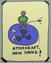 Cartoon: Nuclear Power (small) by zeichenstift tagged nuclear,atomkraft,energie,zukunft,future,japan