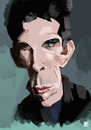 Cartoon: Ben Stiller (small) by kurtsatiriko tagged ben,stiller