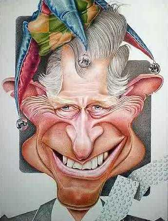 Cartoon: Prince Charles (medium) by Brito tagged mountbatten,windsor,prince,of,wales