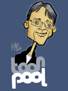 Cartoon: portraitpitch (small) by kotbas tagged portreit cartoon