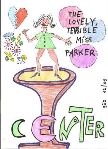 Cartoon: she is    as sweet as she can be (medium) by skätsch-up tagged andrea,parker,pretender,center,miss,she,as