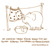 Cartoon: Schlüpfer (small) by puvo tagged elefant,slip,schlüpfer,unterwäsche,laundry,line,clothes,big,fat,underwearwäsche,wash,wäscheleine,dick