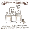 Cartoon: Selbstmarketing. (small) by puvo tagged papagei,ego,selbstbewusstsein,bubi,guter,vogelmarketing,selbstmarketing,chef,firma,ceo,karriere