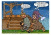 Cartoon: ...zum Henker nochmal 2 (small) by Egon58 tagged henker,delinquent,wetter