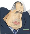 Cartoon: Boiko Borisov (small) by FARTOON NETWORK tagged politics