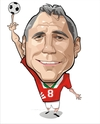 Cartoon: Hristo Stoichkov (small) by FARTOON NETWORK tagged hristo,stoichkov,football,soccer,bulgaria,fc,barcelona