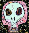 Cartoon: Dead face (small) by Alesko tagged dead,face
