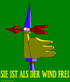 Cartoon: Weathervanes (small) by perugino tagged freedom