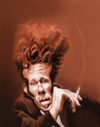 Cartoon: Tom Waits (small) by doodleart tagged tom,waits