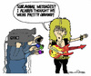 Cartoon: Subliminal Messages (small) by JohnnyCartoons tagged rock,roll