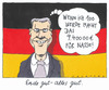 Cartoon: ehrensold (small) by Andreas Prüstel tagged wulff,exbundespräsident,ehrensold