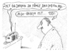 Cartoon: plus 67 (small) by Andreas Prüstel tagged renteneintrittsalter,rentenalterdiskussion,schlager,udojürgens